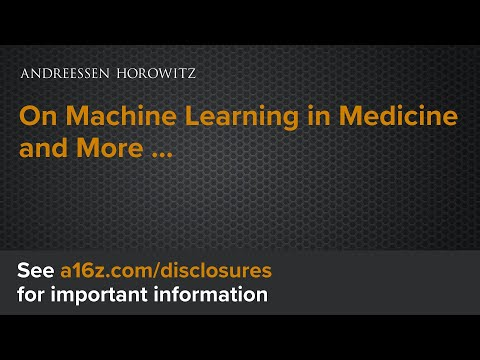 On Machine Learning in Medicine and More