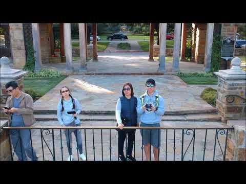 Fort Worth Botanic Garden with Dji Spark