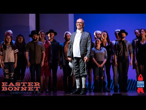 broadway-in-yiddish?---joel-grey-and-fiddler-on-the-roof-at-easter-bonnet-competition-2019