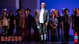 Broadway in Yiddish? - Joel Grey and Fiddler on the Roof at Easter Bonnet Competition 2019