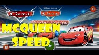 Cars3 Lightning McQueen SPEED