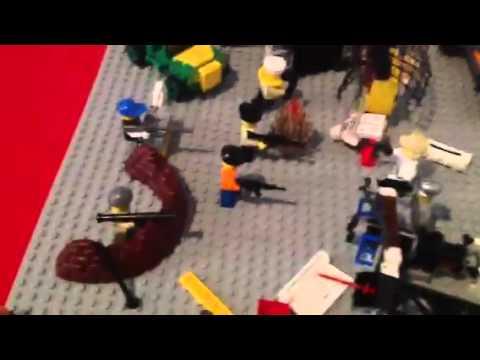 Lego Warsaw Ghetto uprising