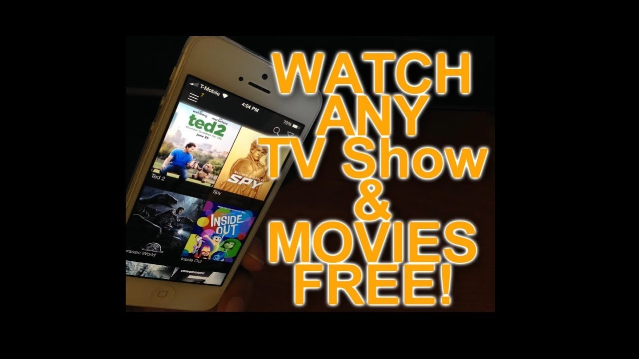 Stream nearly any Movie or TV Show to your TV from Android FREE!!!