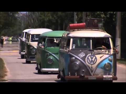 VW Camper Van Reaches End Of The Road