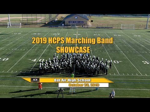 2019 HCPS Marching Band Showcase