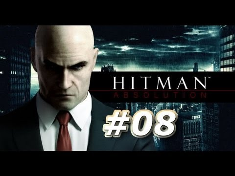"""Zagrajmy w """"Hitman: Absolution"""" - Misja.8 Dar Ptaśka (HD)"""