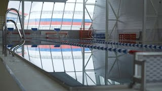 Самый северный в мире крытый плавательный бассейн