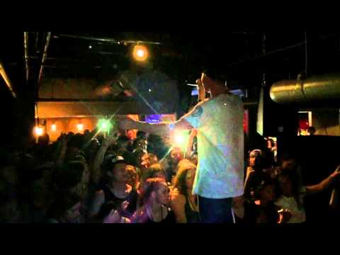 """Cam Meekins covers """"Yesterday"""" by Atmosphere in Minneapolis"""