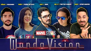 WANDAVISION EP. 7: ¿sorpresa o no? | Con @Fuera de Foco @The Top Comics @Strip Marvel y @Pelicomic