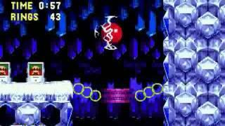 Sonic 3 Complete (Genesis) - Knuckles Longplay