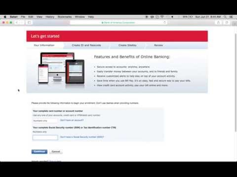 Bank Of America Credit Card Login | Make A Payment