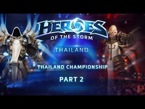 Heroes of the Storm TH - National - Road to BlizzCon 2015 Part 2