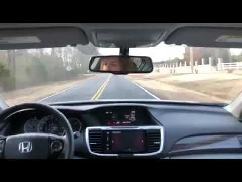 2017 Honda Accord V6 Auto 0 60