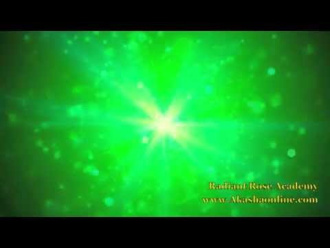 Powerful Healing Meditation with Archangel Raphael's Emerald Green Flames ✨💫💚🌟