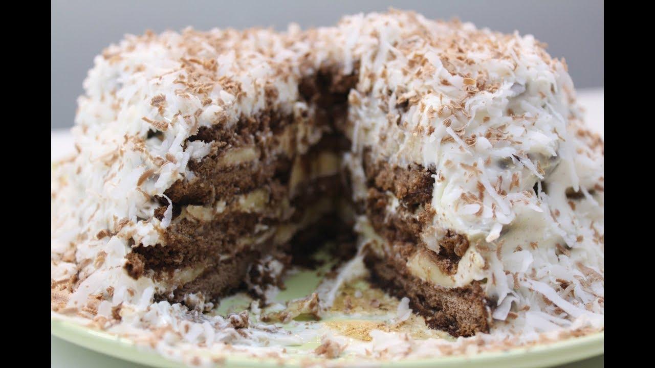 Пирог на кефире в духовке рецепт