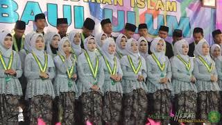 LAGU PERPISAHAN ~ WISUDA MA MAMBAUL ULUM BANJAREJO ~ Angkatan 2018-2019