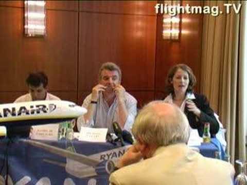 "Ryanair Long-haul flights have ""blowjobs"" included!"