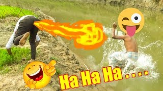 Must Watch new Funny 😀😀 Comedy Video 2019 | Try not to Laugh | Ep -05 | Pagla Baba Fun