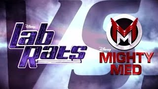 mIGHTY MED VS LAB RATS НА РУССКОМ