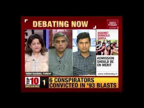 Debate @ 6: AAP Govt. Considers 80% Reservations For Delhi Students In Delhi University Colleges