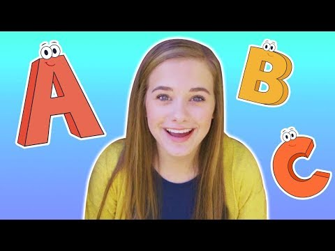 A is for Alphabet   BACK TO SCHOOL ABC RHYME   Mother Goose Club Playhouse Kids Video