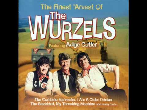 Wurzels - Don't look back in anger (Oasis cover)