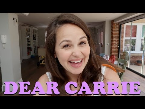 Italy, Going on Tour and Spreading Love  DEAR CARRIE