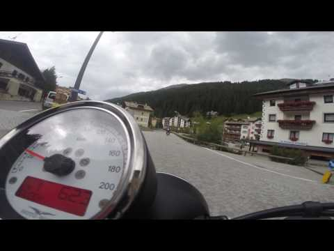 Lustre through the Alps Tour - Complete GoPro Road Footage