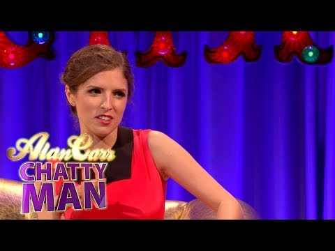 Anna Kendrick Chats About Pitch Perfect | Full Interview | Alan Carr: Chatty Man