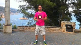 How to dance dubstep, boogie -- грамотно соединяем движения. Skill up 12