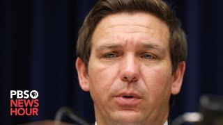 WATCH: Florida Gov. Ron DeSantis gives coronavirus update -- March 31, 2020