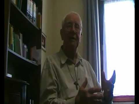 Interview de Prince Djungu avec le Père Albert de Meester