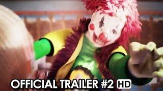 Poltergeist Official Trailer #2 (2015) - Sam Rockwell, Rosemarie DeWitt HD