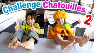CHALLENGE CHATOUILLE en famille_LA REVANCHE_ On s
