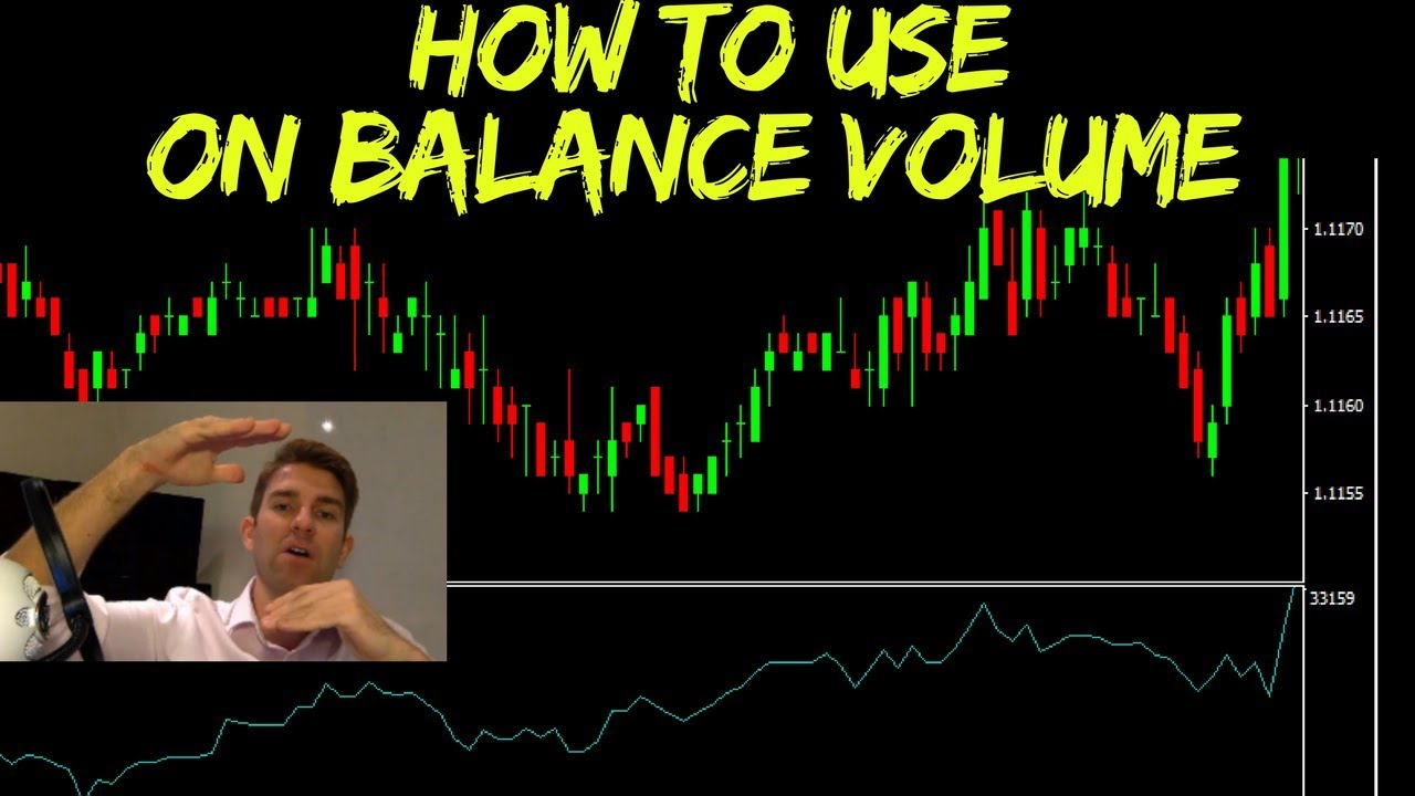 On Balance Volume What It Is And How To Use It Youtube