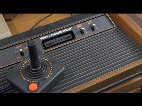 Atari Video Games (Part 2) James & Mike