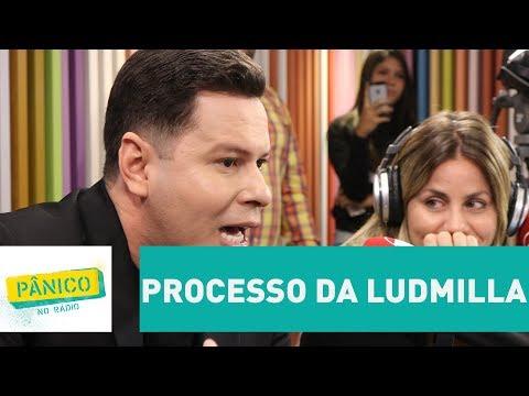 Marcão do Povo fala sobre processo da Ludmilla | Pânico