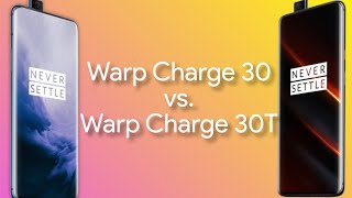 Warp Charge 30T on the OnePlus 7T - Is it really 23% faster than Warp Charge 30?