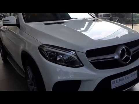 GLE Coupe 2016 Indonesia Mercedes Benz Suv