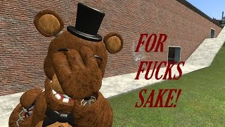 We are Number One but it's fnaf gmod
