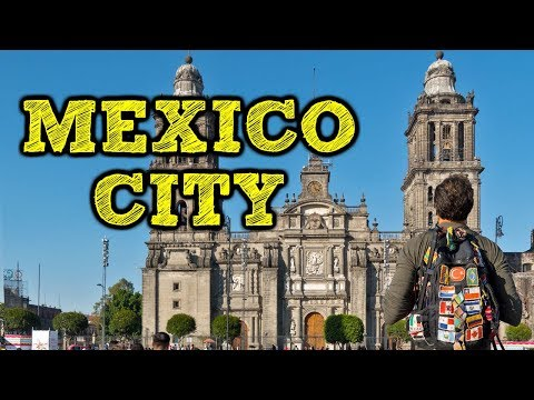 THE CRAZY REASON WHY I AM IN MEXICO CITY
