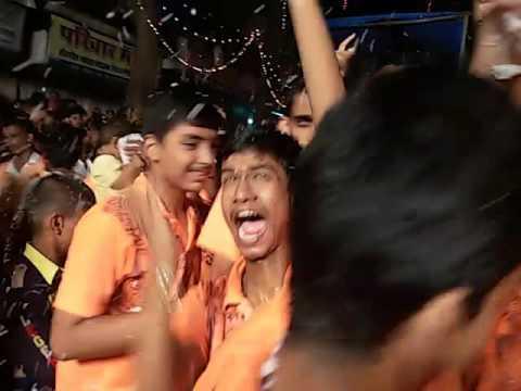 Majha Bappa Hindmata Visarjan 2015 (1)