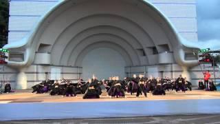 原宿表参道元氣祭 スーパーよさこい2013 2013年8月24日 じま...