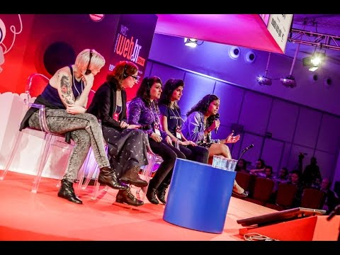 [Web.br 2016] Empoderamento feminino na Web