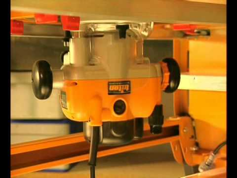 Triton promo rta300 router table youtube triton promo rta300 router table greentooth Gallery