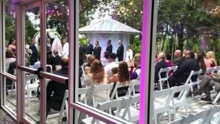 Saxon Manor, Garden room, Brooksville wedding, Tampa area wedding and reception