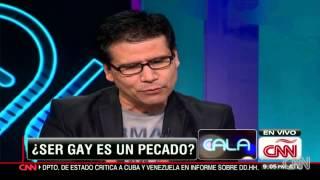 Jesús Adrián Romero en Cala  | CNN en Español