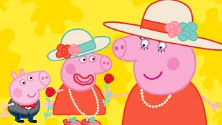 Peppa Pig Celebrates Mother's Day   Peppa Pig Official Channel