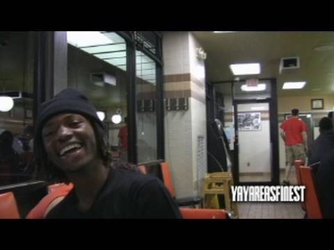 Waffle House Footage... Behind the Scenes EXCLUSIVE