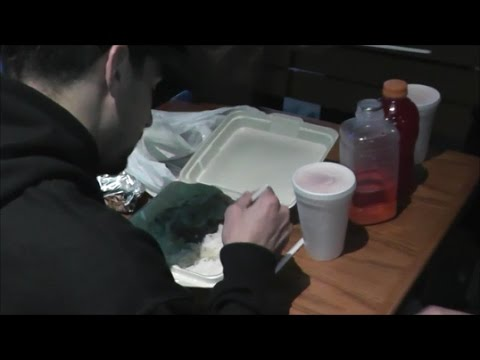 DANNY GARCIA CRUSHES STEAK AND RICE RIGHT AFTER WEIGH-IN; REVEALS FAVORITE MEAL FOR REHYDRATING